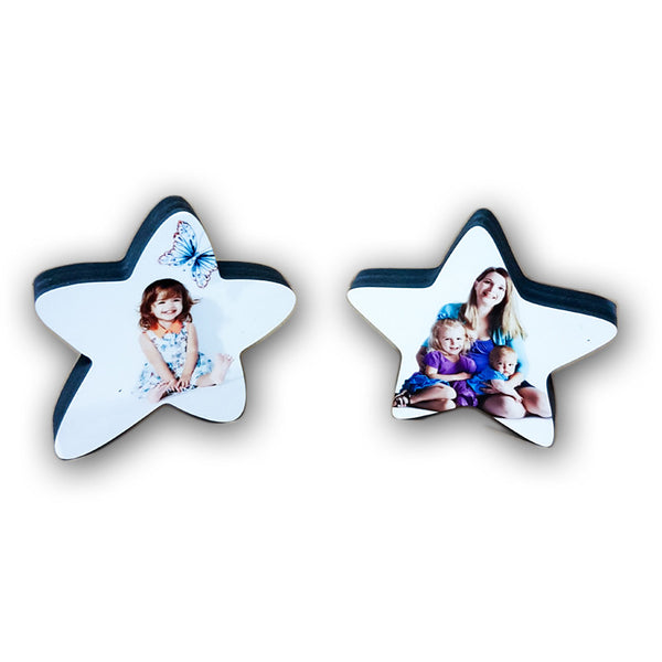 Star for dye sublimation