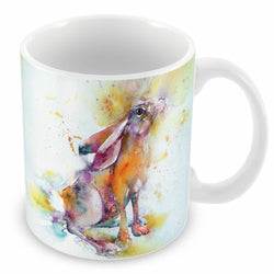 Mug ~ Living Life in the Sun hare design mugs