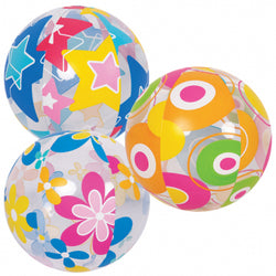 Inflatable - 867202 Beach ball inflatable 50cm dia (20