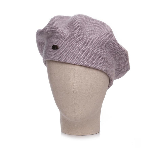Hat ~ Zelly 5088 Beret Lilac two tone