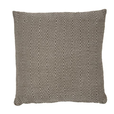 Diamond cushion - Monsoon - 45x45cm beautiful warming colour ethically produced