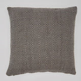 Diamond cushion - Tabby - 45x45cm ethically produced