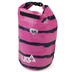 Bag Beach - UBDAM43 03PK 30ltr Pink waterproof roll top dry bag Urban Beach rucksack