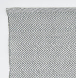Close up Rug ~ Herringbone range ~ Dove Grey ~ Weaver Green 100% recycled