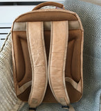 Bag ~ Rucksack/laptop Original Brown bags that look and feel like paper. Comfortable padded back and strapes