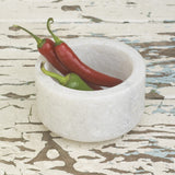 Textural and gorgeous, a wonderful kitchen accessory in marble