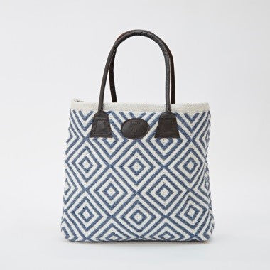Bag ~ Oslo - Navy - stylish eco-friendly tote