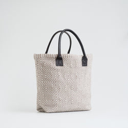 Bag ~ Provence - Dormouse - stylish eco-friendly tote