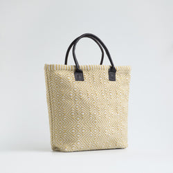 Bag ~ Provence - Gooseberry - ethically produced tote
