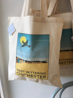 Tote bag ~ West Wittering design