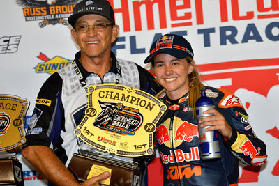 AFT Singles star Shayna Texter wins Eighth Career Mile at Sacramento