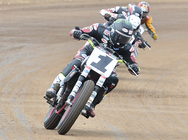 Jared Mees Springfield Mile