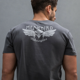 Mean Bird Motorcycles RIP (Mens) T-Shirt