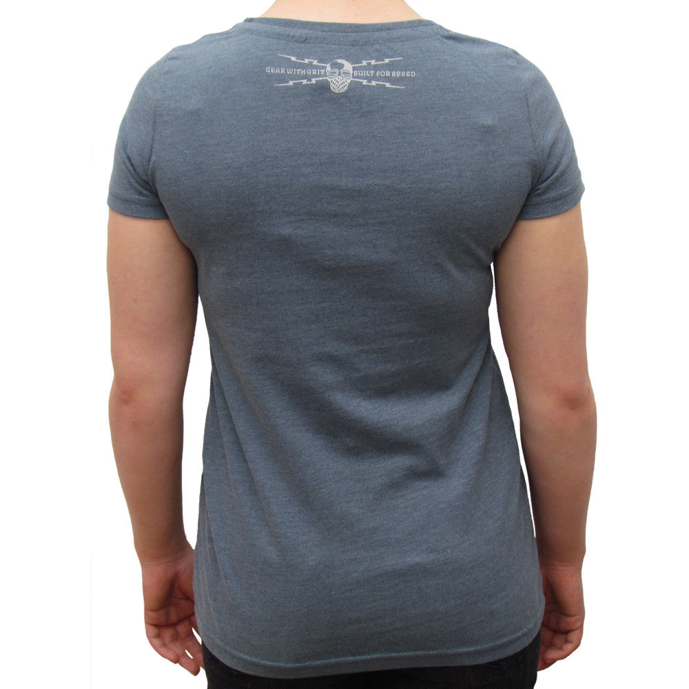 Mean Bird (Womens) T-Shirt