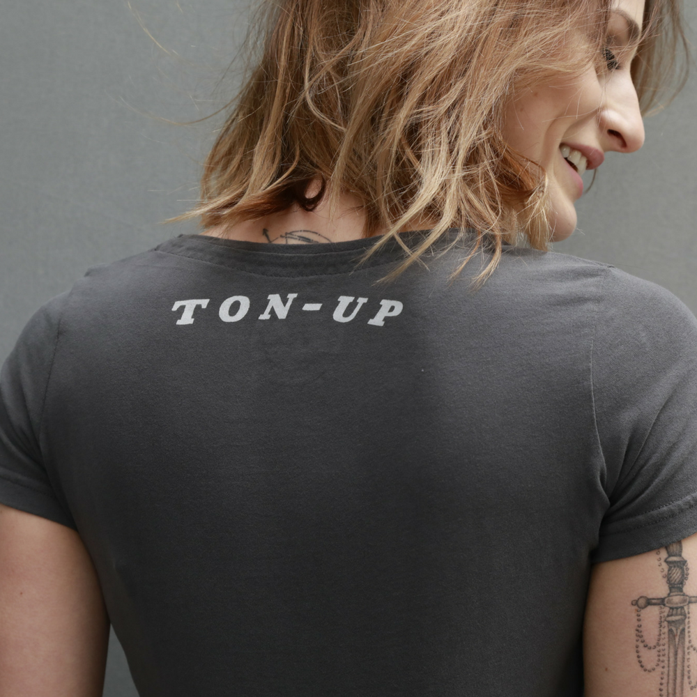 Ton Up Clothing Blighty (Ladies) T-Shirt