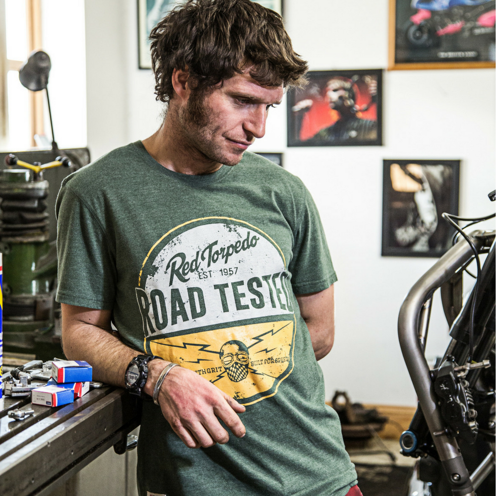 Road Tested 2017 (Mens) T-Shirt