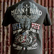 Daytona Bike Week 'Beach Hog' (Mens) Black T-Shirt