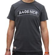 Ace Plate Ace Cafe London (Mens) T-Shirt