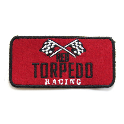 Red Torpedo Racing Patch