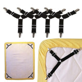 Bed Sheet Clip Fasteners 4PCS