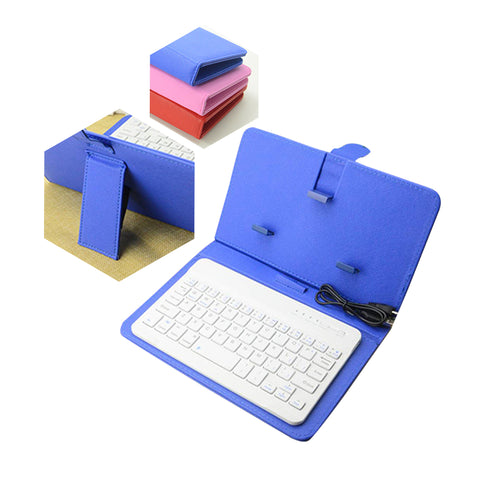 Bluetooth Keypad Phone Stand & Case