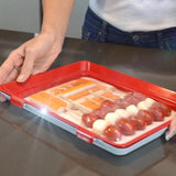 Food Storage Preservation Tray