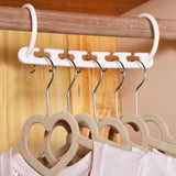 8PCS Space Saving Clothes Hanger