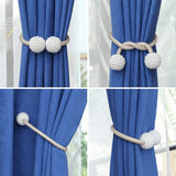 Magnetic Curtain Tieback 2PCS