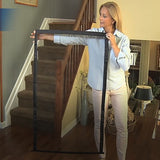 Retractable Indoor Pet Gate