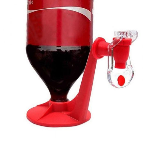 Soda Saver & Dispenser