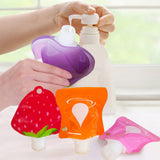 Travel Lotion Container Set 6PCS