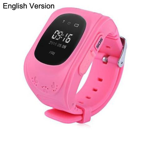 GPS Smartwatch for Kids