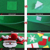 DIY Felt Christmas Tree Kit