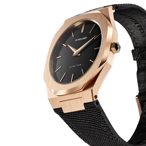 Ultra Thin Nylon 40 mm - Rose Gold
