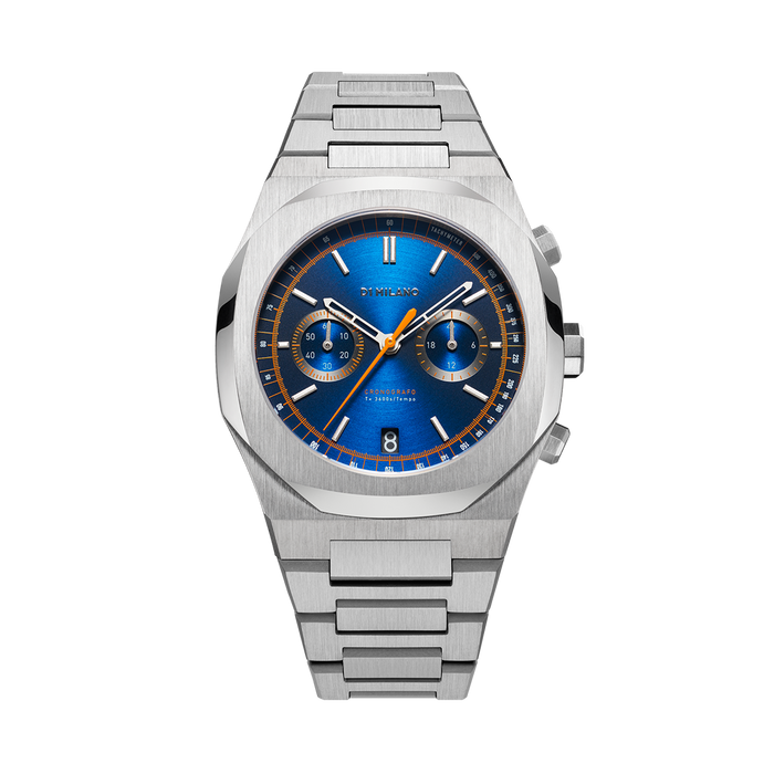 Chronograph 41.5 MM - Royal Blue
