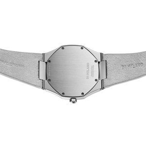 Ultra Thin Suede 38 mm - Carrara Grey