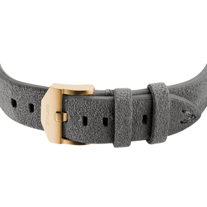 Ultra Thin Suede 38 mm - Venice Grey