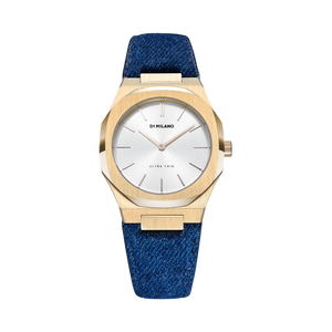 Ultra Thin Denim 34 mm - Classic Denim