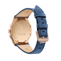 Ultra Thin Suede Leather 40 MM - Freccia