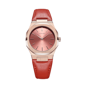 Ultra Thin Leather 34 mm - Cherry