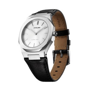 Ultra Thin Leather 34 mm - Pearl