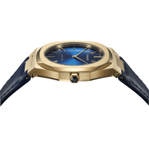 Ultra Thin Leather 34 mm - Lapis