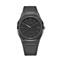 Ultra Thin Leather 40 mm - Reflective