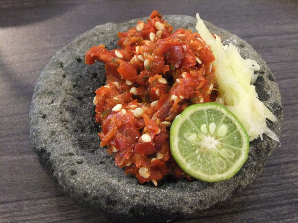 What is Sambal?