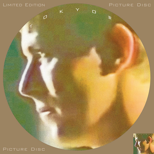 David Bowie, TOKYO, Limited Edition Picture Disc