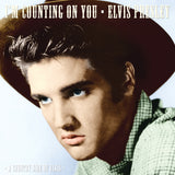 Elvis Presley, I'M COUNTING ON YOU, Mint Green Vinyl, Limited Edition of 160