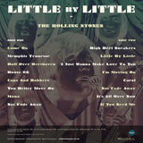 The Rolling Stones, LITTLE BY LITTLE, Limited Edition Coloured Vinyl