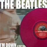 The Beatles, I'M DOWN, Coloured Vinyl Limited Edition