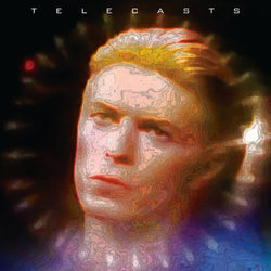 David Bowie, TELECASTS, Limited Edition Coloured Vinyl