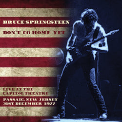 Bruce Springsteen, DON'T GO HOME YET, Limited Edition Coloured Vinyl